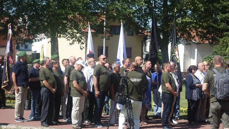 Dan branitelja u Velikoj Gorici - Hrvatski sokol